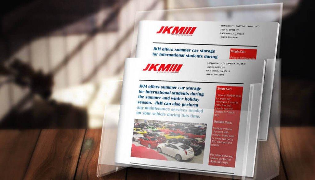 JKMCARS 湾区推荐修车保养品牌