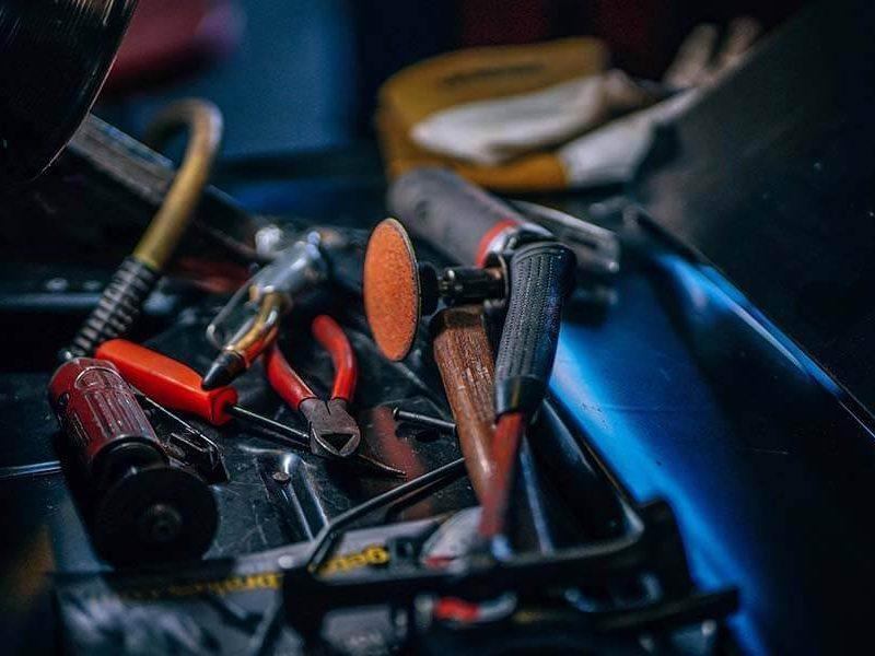 湾区修车厂| JKM cars